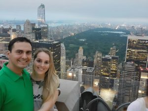 top of the rock - liebster awards