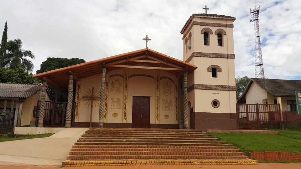 Iglesia Santiago de Chiquito - Sudeste Chiquitano