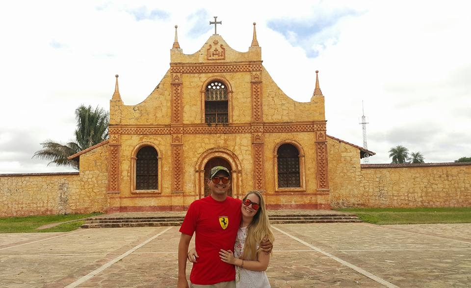 San José de Chiquitos Sudeste Chiquitano