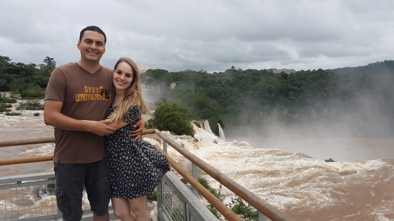 cataratas del iguazu 2 en Puerto Iguazú