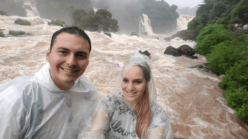 cataratas foz lado brasilero