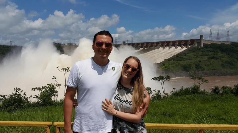 Represa Itaipu