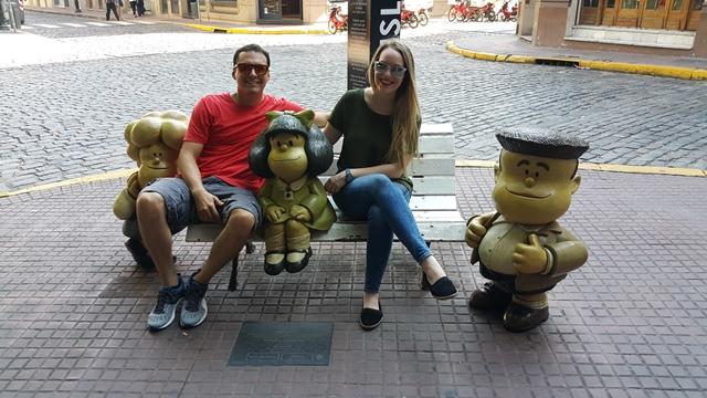 Mafalda San Telmo Baires