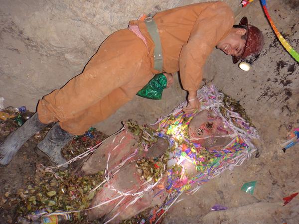 minas salar uyuni