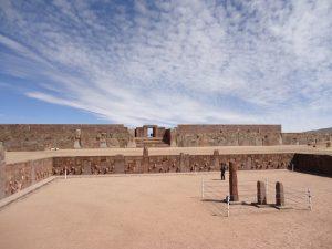 Tiwanaku ruinas incas