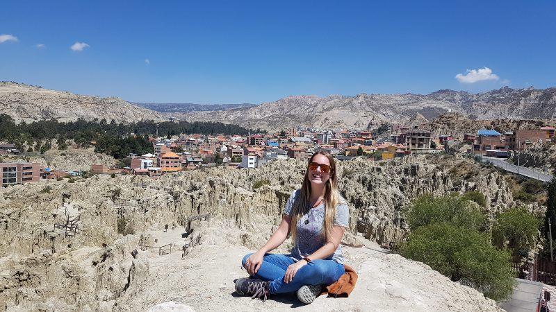 Valle de la Luna en La Paz, lugares que ver