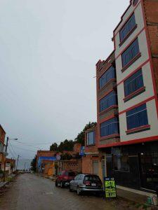 copacabana y lago titicaca