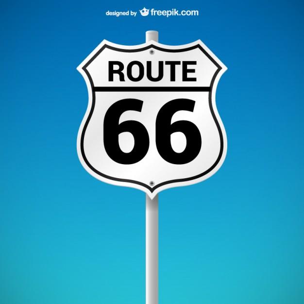 route 66 cine