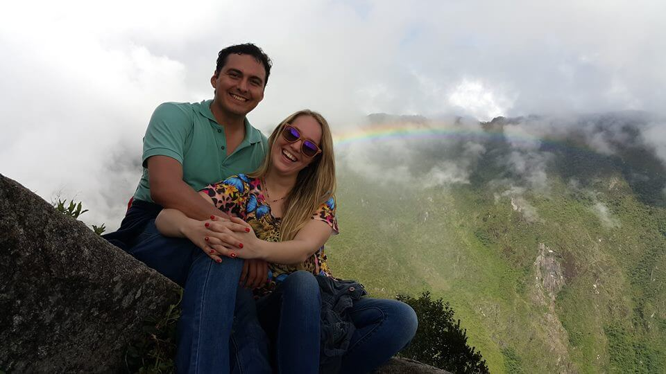 cima Huayna Picchu