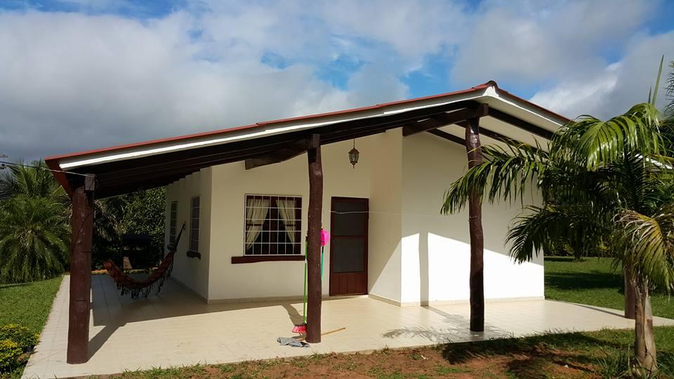 Cabaña en el Sudeste Chiquitano