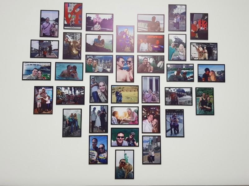 collage viajar en pareja