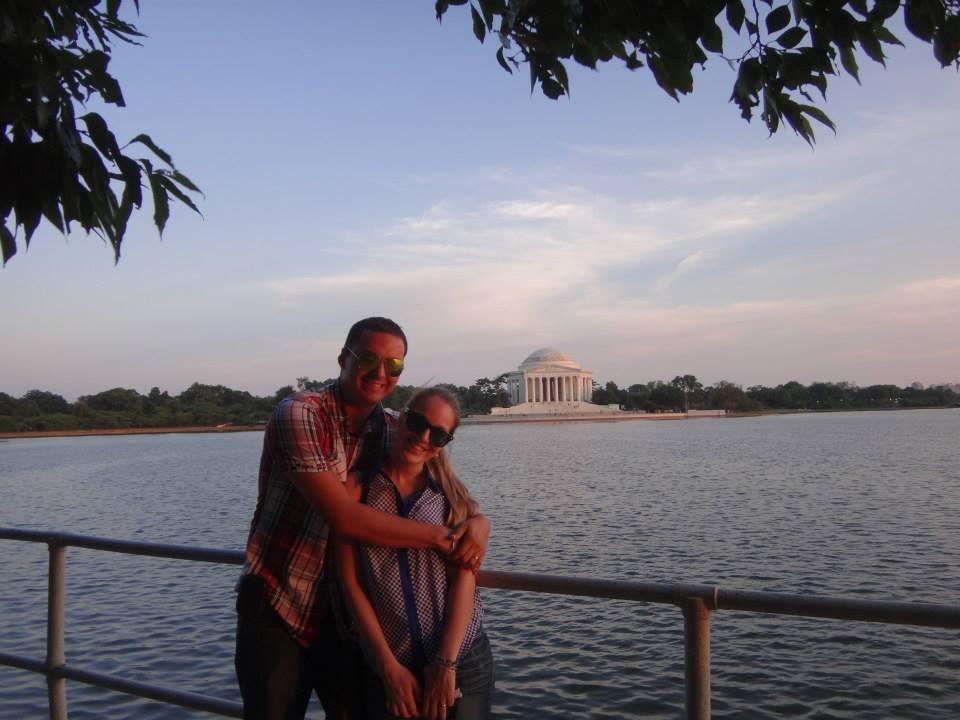 Monumento a Jefferson Washington