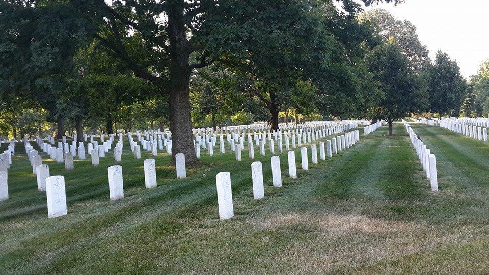 arlington cementerio