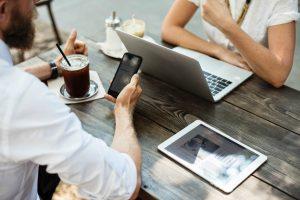 negocios online en pareja