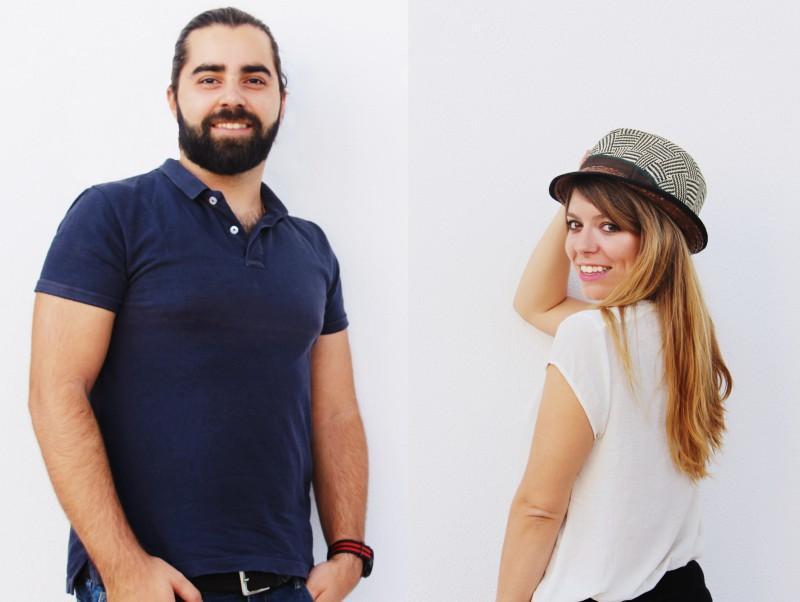 negocios online en pareja viajeros digitales