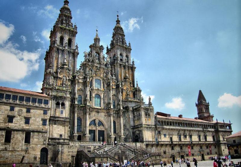 que ver en galicia catedral santiago