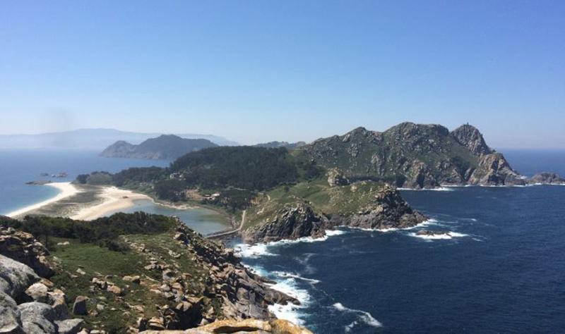 islas cies que ver en galicia