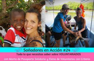 cómo hacer un voluntariado
