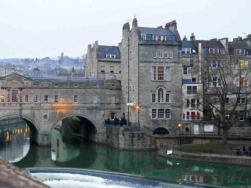 Bath campiña inglesa