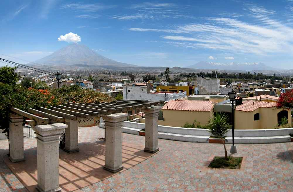 5. ciudad blanca de arequipa que ver en Perú