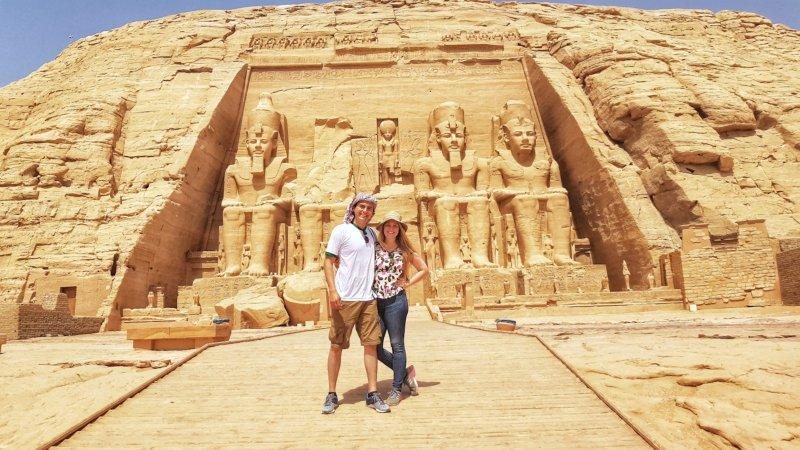 Viajar a Egipto: Abu Simbel