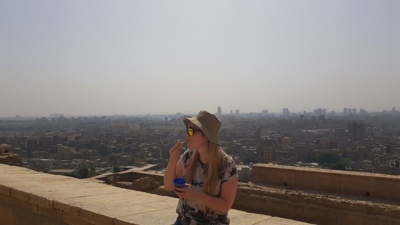 Viajar a Egipto: Vistas ciudadela de Saladino