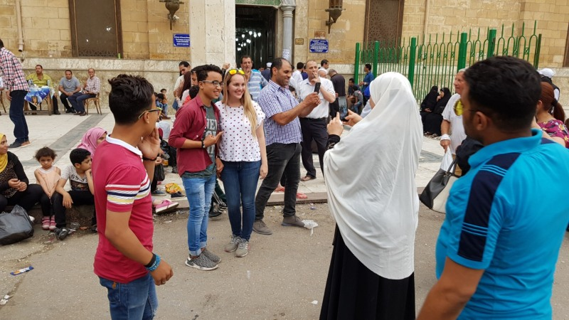 Viajar a Egipto: Te sientes una estrella
