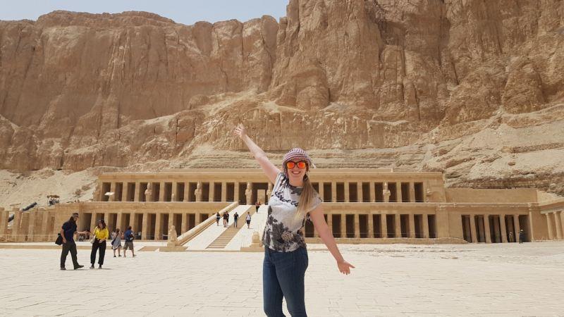 hatshepsut viajar a egipto