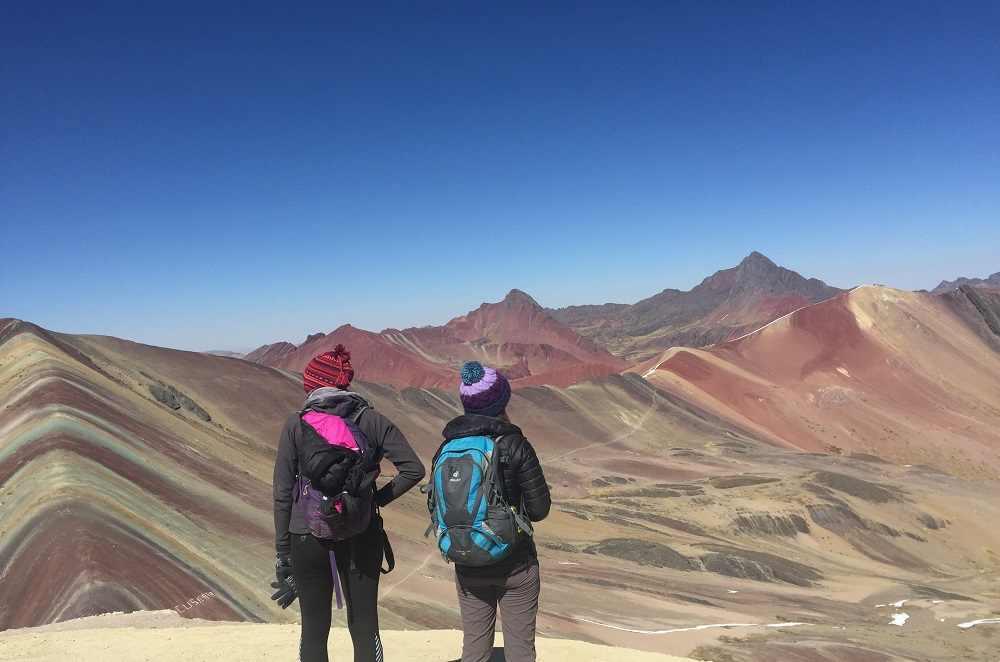 montaña de 7 colores o vinicunca