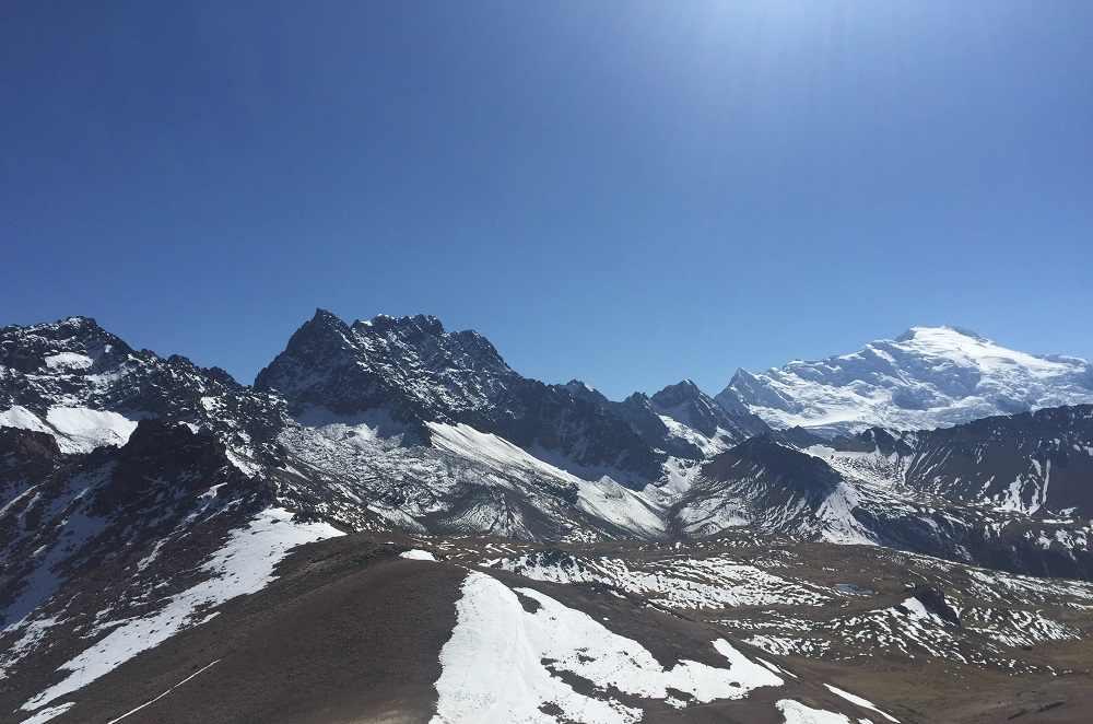 Ausangate - 5to Nevado más alto del Mundo camino a Montaña de 7 colores