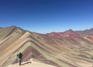 Montaña de 7 colores portada