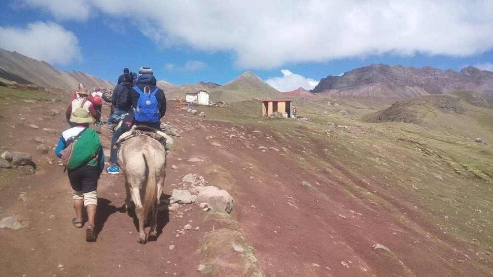 qué llevar a la montaña de 7 colores