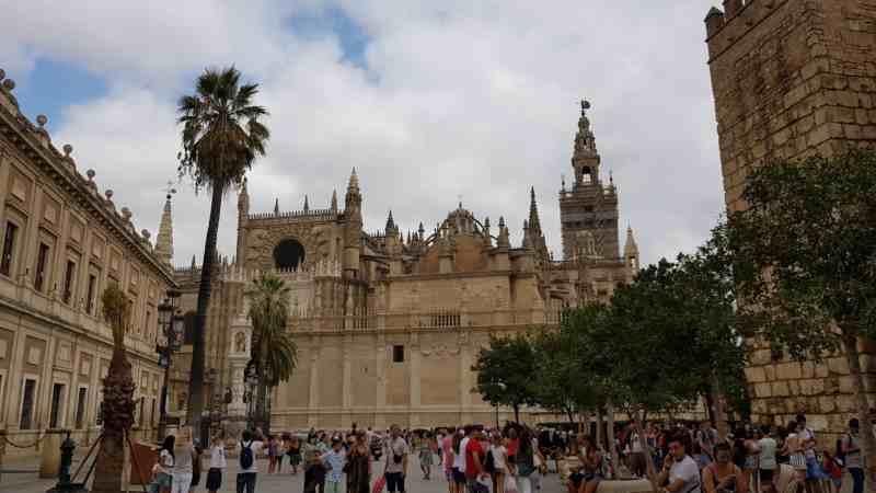 catedral de sevilla que ver y hacer