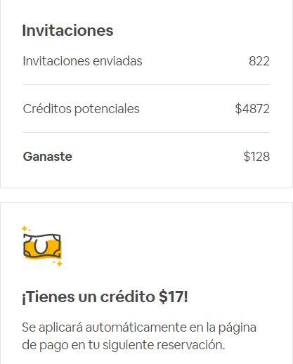credito airbnb ganar dinero en Instagram