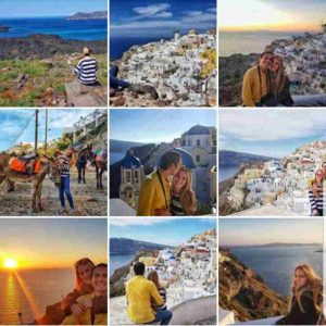 fotos editadas ganar dinero con Instagram