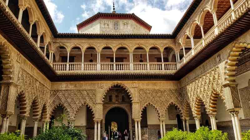 ver y hacer en Sevilla Real Alcázar