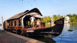 Kerala Backwaters portada