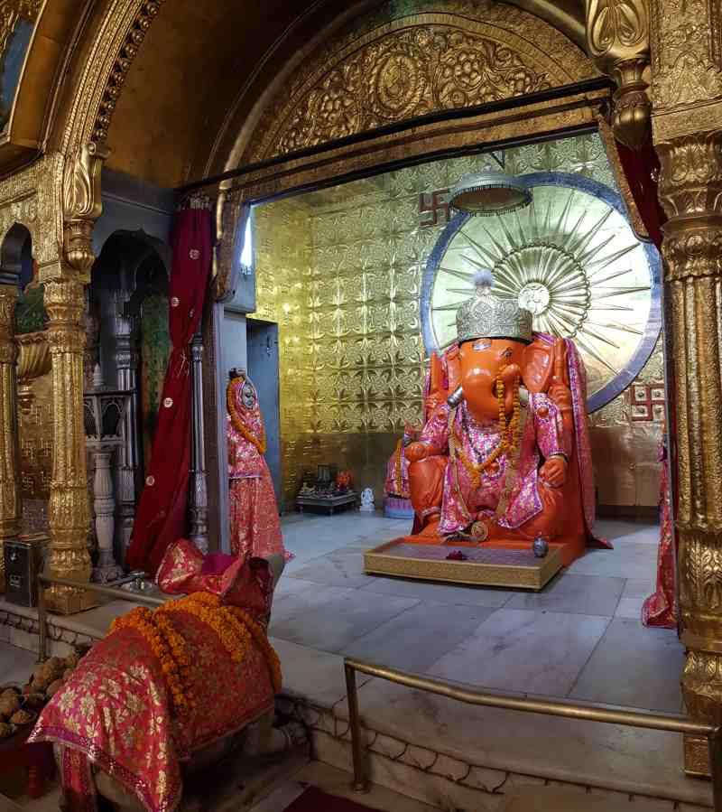 Moti Dungri Temple que ver y hacer en Jaipur