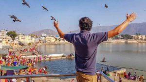 Qué ver y hacer en Pushkar en un día portada