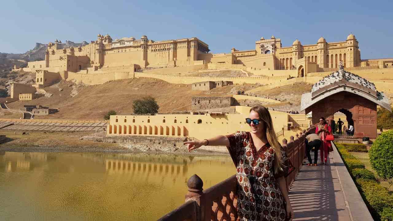 Que hacer y ver en Jaipur la ciudad rosada