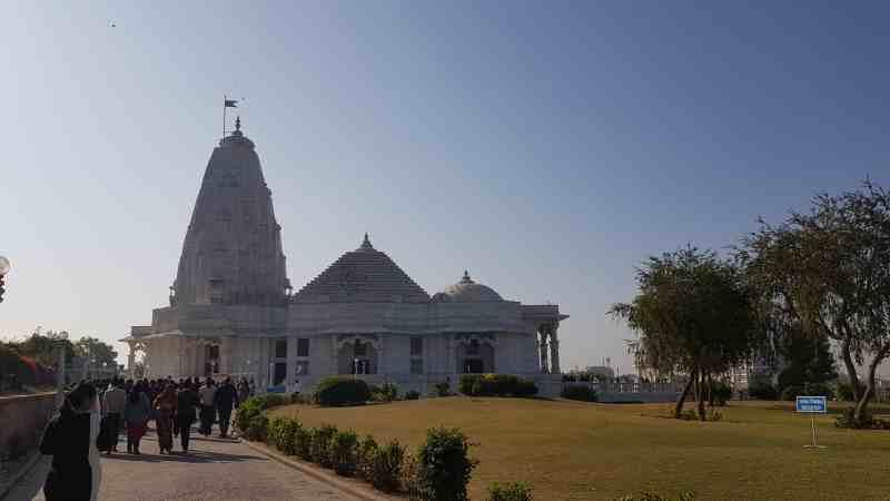 Templo Birla Mandir ver en Jaipur