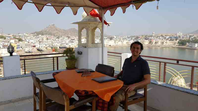 dónde comer en Pushkar