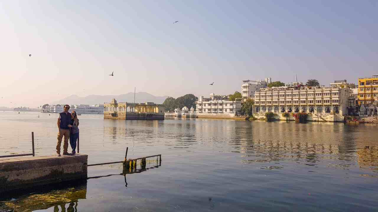 portada que ver y hacer en Udaipur