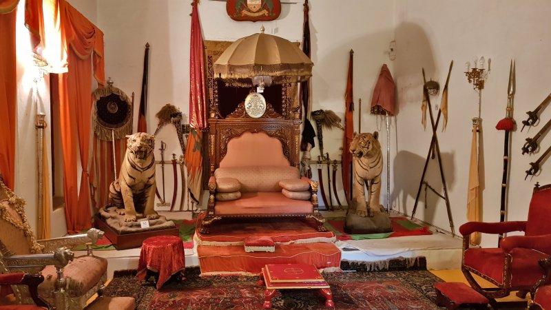 shivavilas palace museum