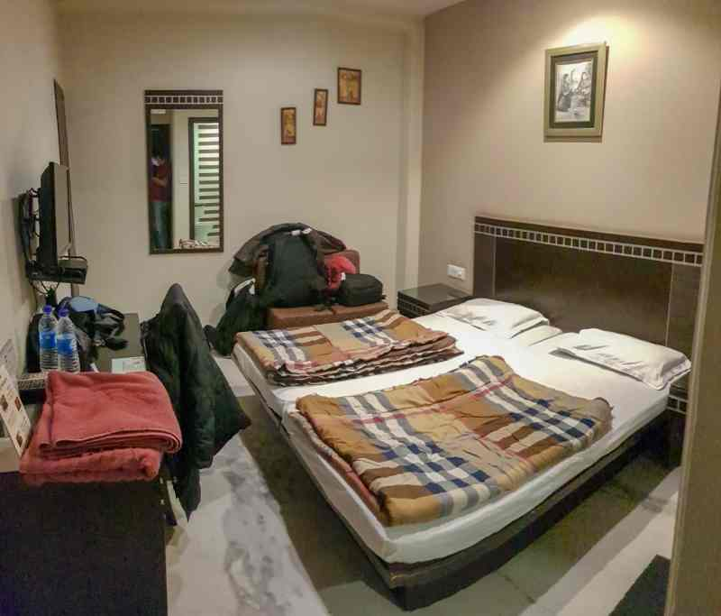 smyle inn ver en Delhi hostal