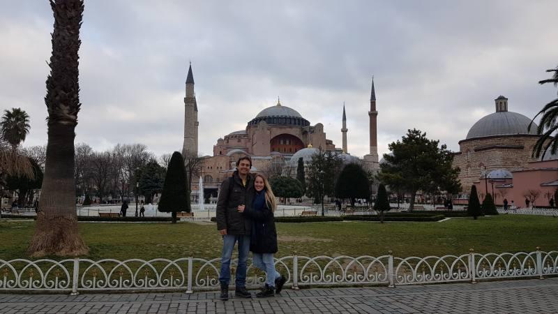 Basílica de Santa Sofía que ver en Estambul