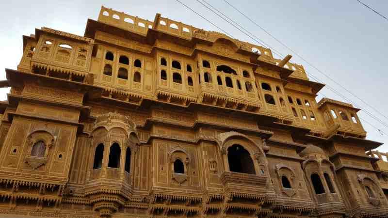 Havelis en Jaisalmer que ver y hacer