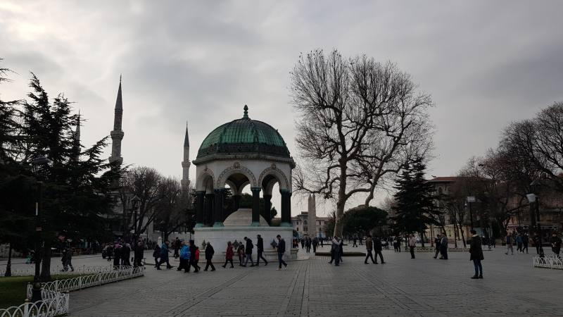 Hipódromo que ver en Estambul