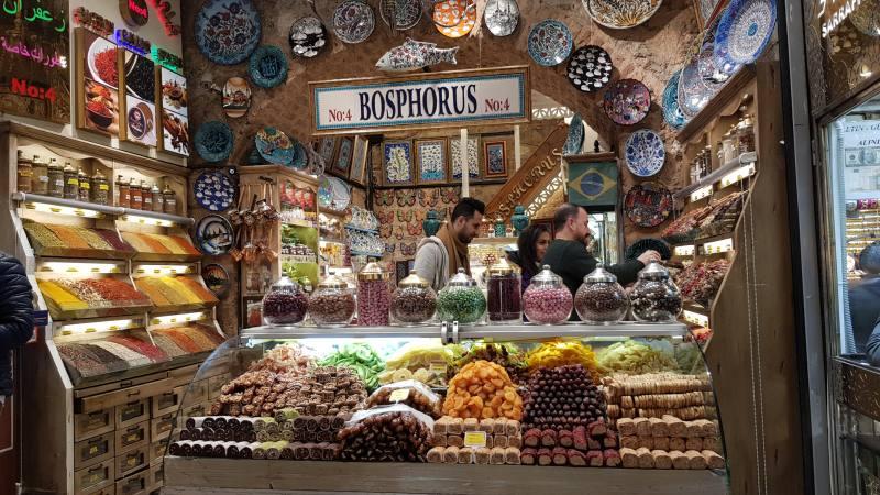 Mercado de Especias que ver en Estambul