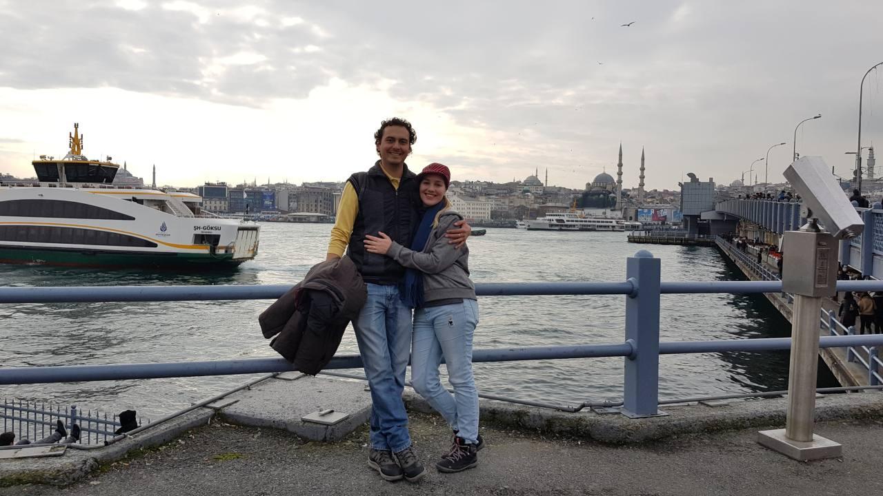 Puente Gálata que ver en Estambul